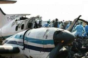 تحطم طائرة صغيرة على مشارف عاصمة الفلبين