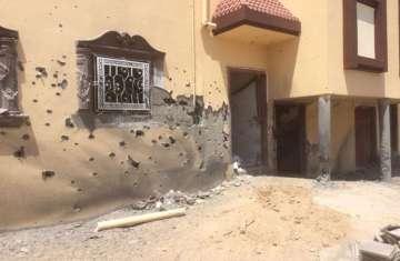 إصابة سعودي جراء سقوط مقذوف عسكري من الأراضي اليمنية على نجران