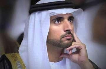 سمو الشيخ حمدان بن محمد بن راشد آل مكتوم