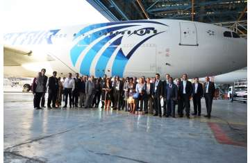 EGYPTAIR and TAP Air PortugalExpand Their code-share agreement