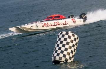 Team Abu Dhabi 5