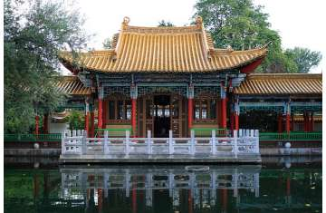 المنازل الجديدة بالصين