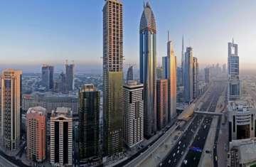 العقارية فى دبي .. صورة أرشيفية