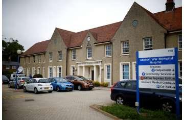 مستشفى  جوسبورت ميموريال