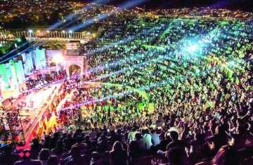 مهرجان جرش للثقافة والفنون
