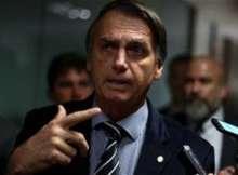جايير بولسونارو المرشح اليميني المتطرف للانتخابات الرئاسية في البرازيل - صورة أرشيفية