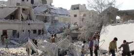الأمم المتحدة: 3 ملايين في إدلب معرضون لخطر القتال بين الاطراف