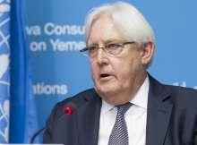 مارتن غريفثس الميعوث الأممي إلي اليمن