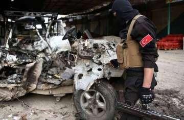 قتلى بانفجار سيارة مفخخة في عفرين