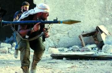 جانب من تناحر الفصائل المسلحة بريف حلب