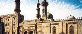 مسجد الجامع الأزهر فى مصر