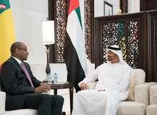 محمد بن زايد يستقبل رئيس وزراء مالي