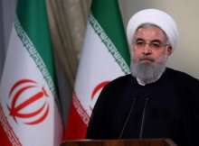 الرئيس الإيرانى حسن روحاني