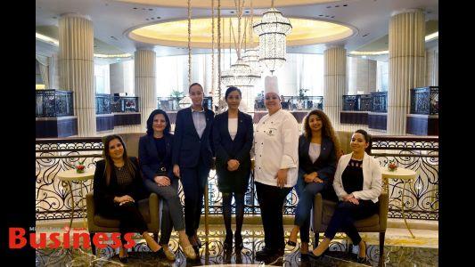 فندق سانت ريجيس أبوظبي يحتفي بنجاح سيداته المبهر بمناسبة اليوم العالمي للمرأة