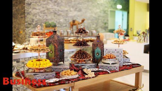'مذاقات عربية' في فندق 'ماريوت داون تاون' أبوظبي احتفاءً بقدوم الشهر الكريم