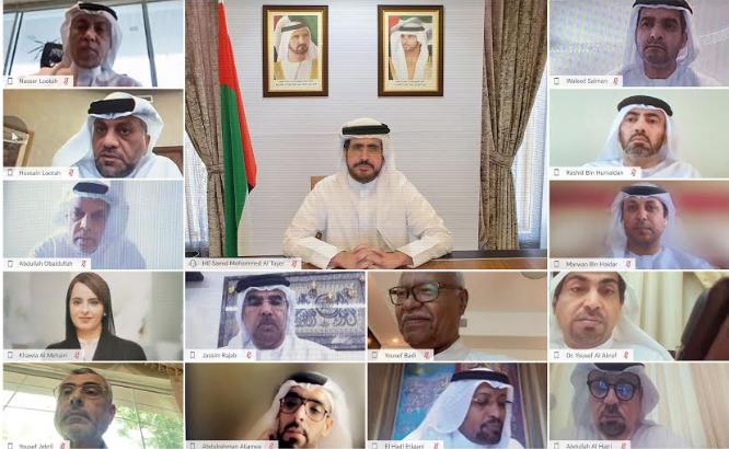 اجتماع كهرباء دبي