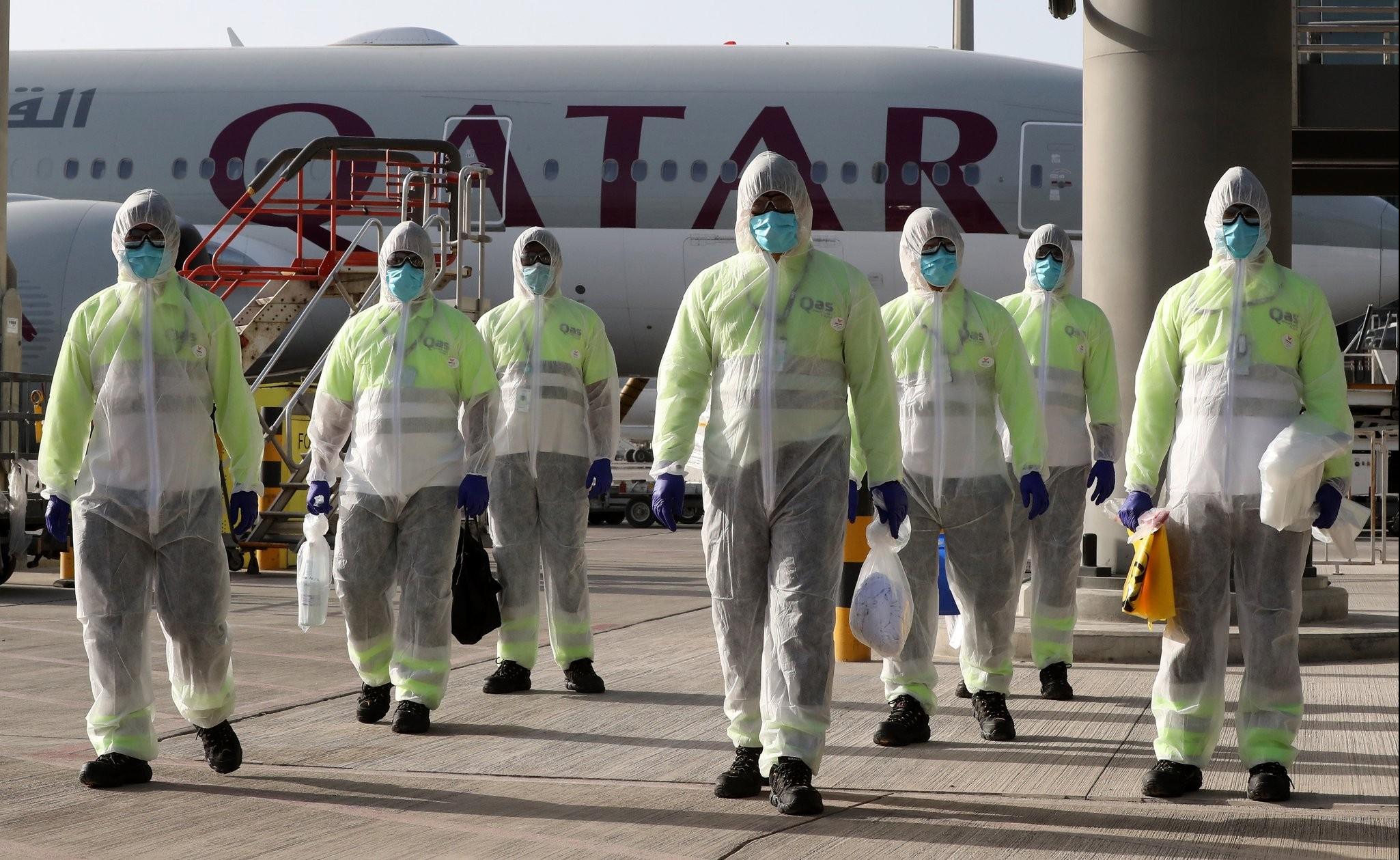 عاجل| بعد تسجيل ارتفاعا جنونيا لإصابات كورونا اليوم.. قطر تكشف السبب