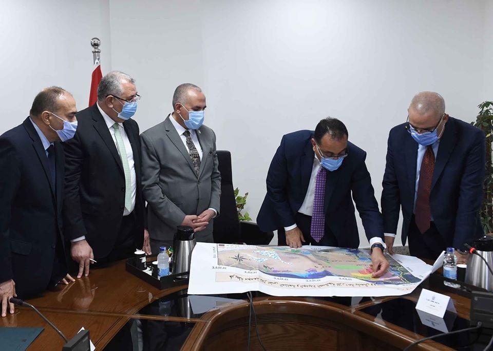 اجتماع رئيس الوزراء