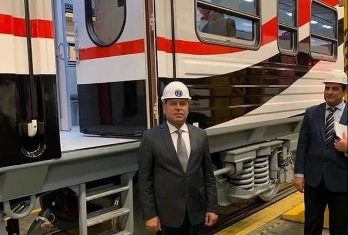وزير النقل المصري