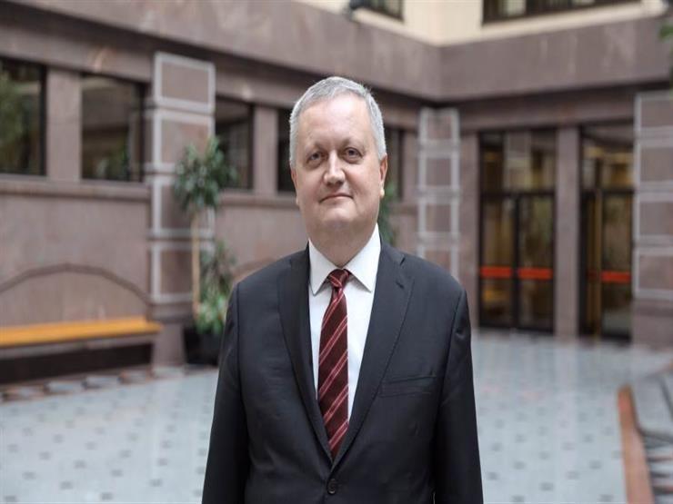 السفير الروسي بالقاهرة