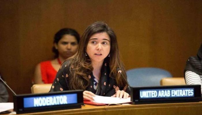سفيرة الإمارات بالأمم المتحدة