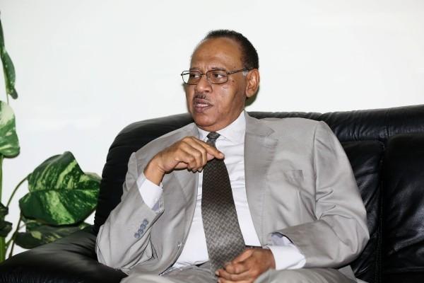سفير السودان