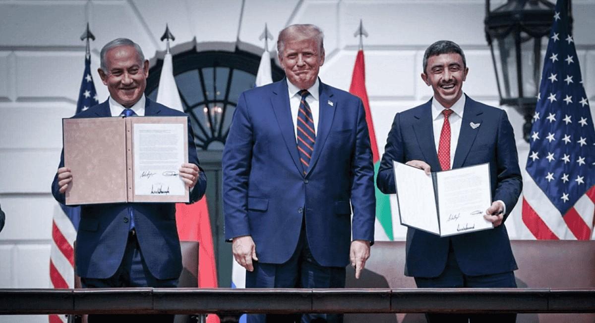 توقيع الاتفاقية - أرشيفية