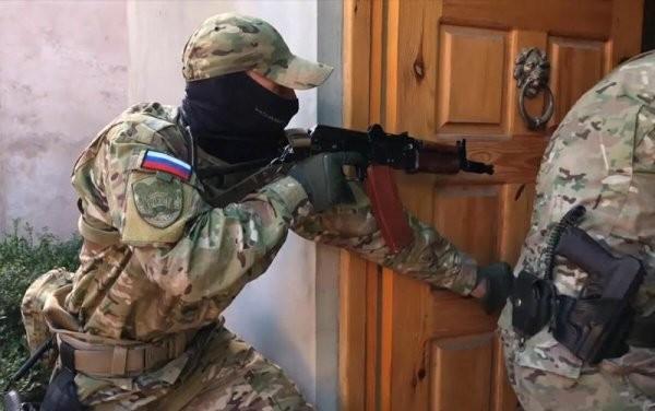 الامن الروسي