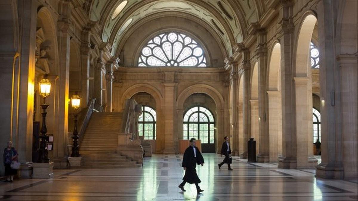 محكمة فرنسية - أرشيفية