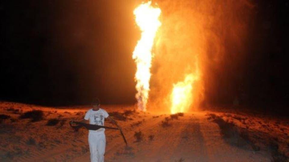 انفجار غاز - أرشيفية