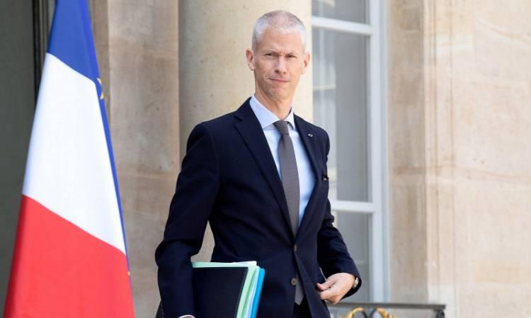 وزير التجارة الخارجية الفرنسي