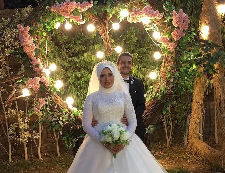 أحمد وصابرين