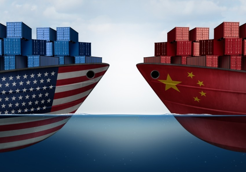 الاقتصاد الصيني والأمريكي