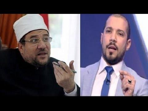 عبدالله رشد ووزير الأوقاف