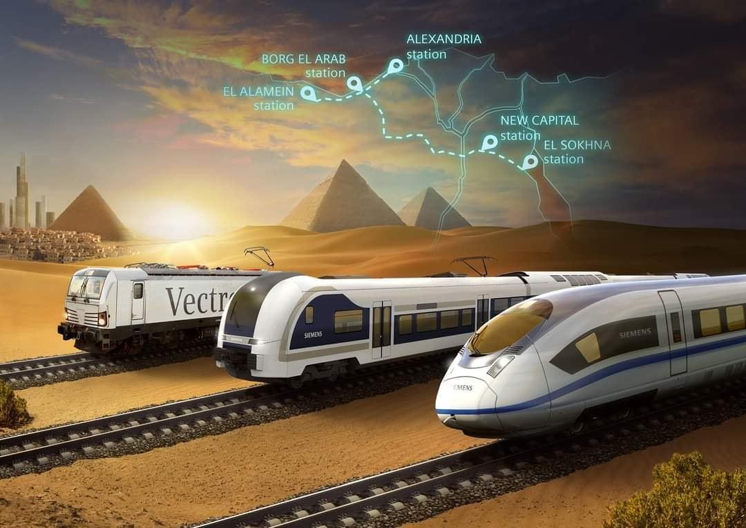القطارات