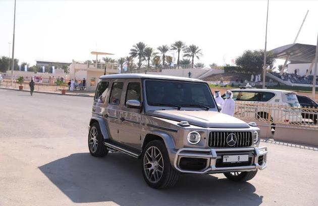 مهرجان ولي عهد دبي للهجن