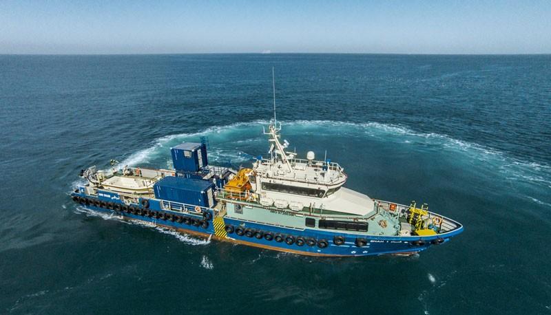 أبوظبي البحرية