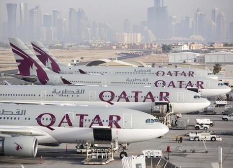 طائرات قطرية