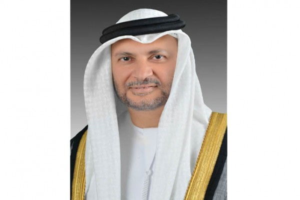 Dr. Anwar bin Mohammed Gargash, Minister of State for Foreign Affairs