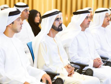 Shaikh Mohammad launched index for smart buildings