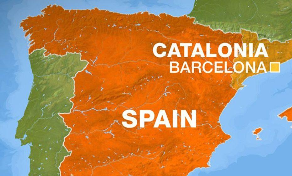 الحكومة الأسبانية ترفض دعوة رئيس كتالونيا لوساطة دولية بين إقليميه ومدريد