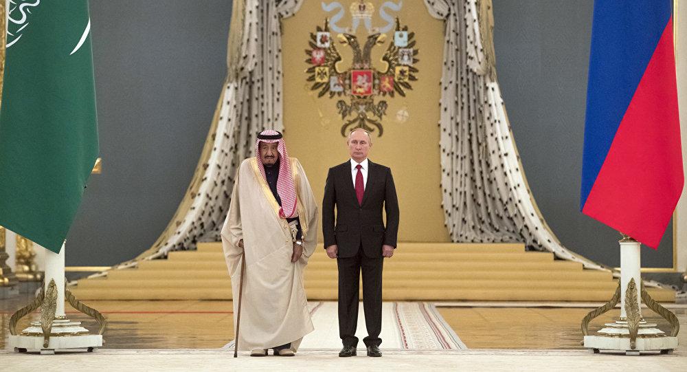 زيارة العاهل السعودي لروسيا
