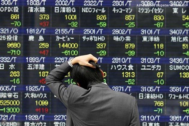 البورصة اليابانية
