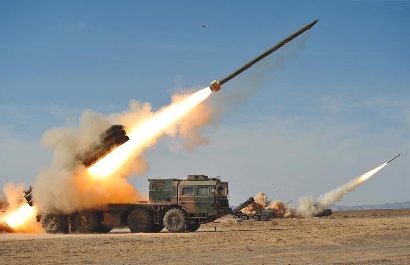 صواريخ أرض أرض