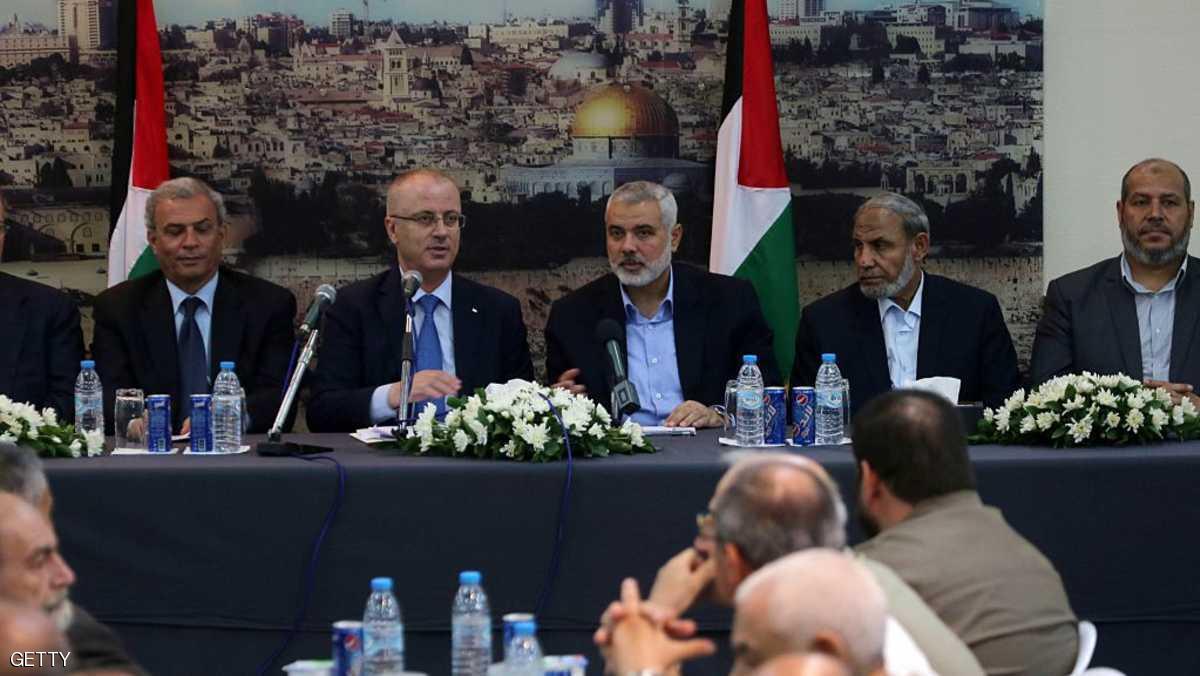 الحوار الفلسطيني