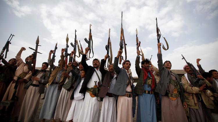 مليشيات الحوثي وصالح