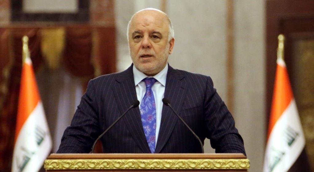 حيدر العبادي رئيس وزراء العراق