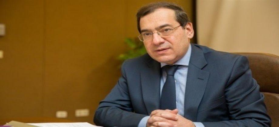 طارق الملا وزير البترولوالثروة المعدنية المصري