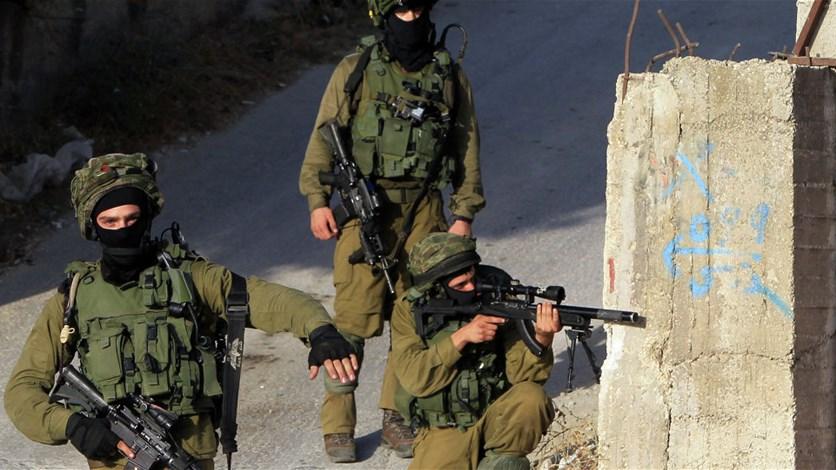 القوات الاحتلال الإسرائيلية