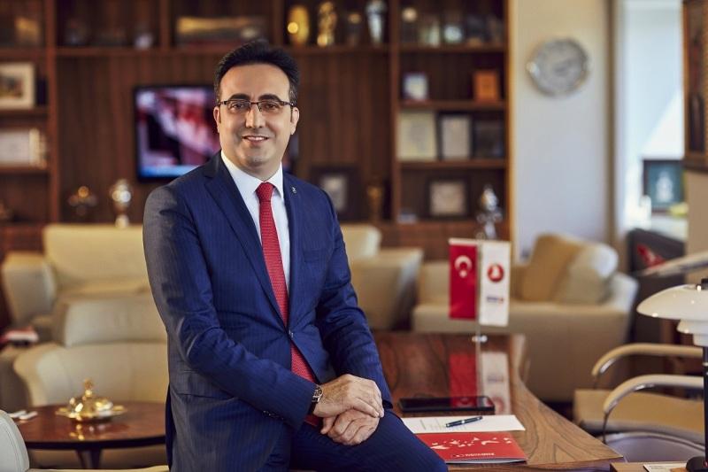 إلكر آيجي رئيس مجلس إدارة الخطوط الجوية التركية